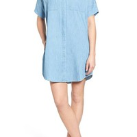 Madewell 'Courier' Denim Shirtdress | Nordstrom