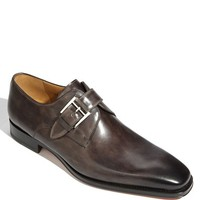 Men's Magnanni 'Marco' Monk Strap Loafer,