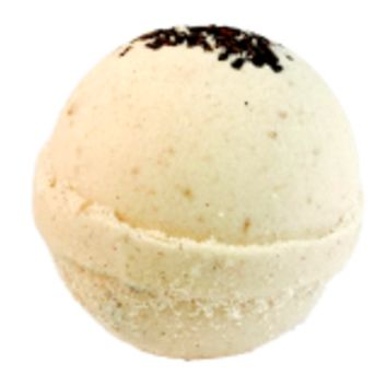 MILK EXPLOSION BATH BOMB INFUSED WITH COCONUT MILK & COCOA BUTTER
