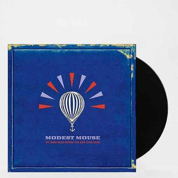 Modest Mouse - We Were Dead Before The Ship Even Sank 2XLP