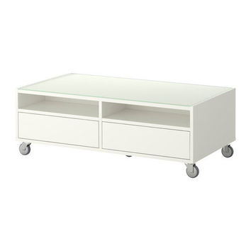 BOKSEL Coffee table - white - IKEA