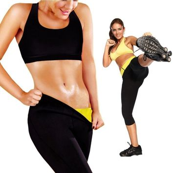Slimming Pants high Cincher Girdle Sport Gym Trousers for Women