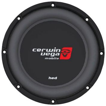 "Cerwin-vega Mobile Hed Series Dvc Shallow Subwoofer (10"" 4ohm )"