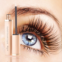 LEARNEVER Eyelash Growth Treatments Makeup Eyelash Enhancer  Longer Thicker Eyelashes Serum Eyes Care Eye Lash  FM0086
