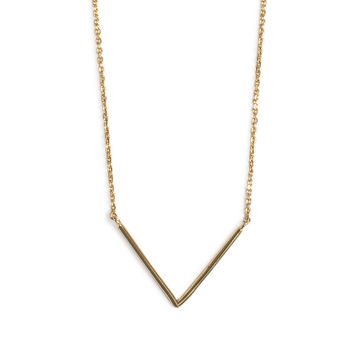 Renée Minimalist Necklace