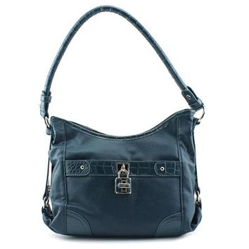 Rosetti Finders Keepers Small Hobo Bag Women Leather Hobo - Walmart.com