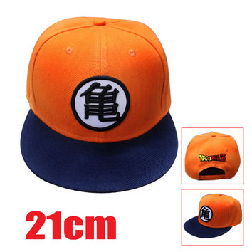 Dragon Ball Z son Goku Logo Hat Cap