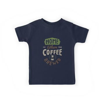 'Home' Kids Clothes by skitchism