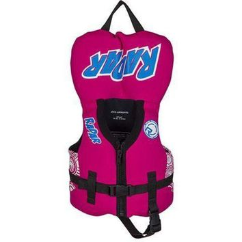 VONEW3J Radar AKEMI Toddler Life Vests