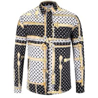 Louis Vuitton  Men Fashion Casual  Shirt