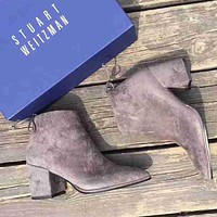 SW Stuart Weitzman Women Heels Shoes Boots