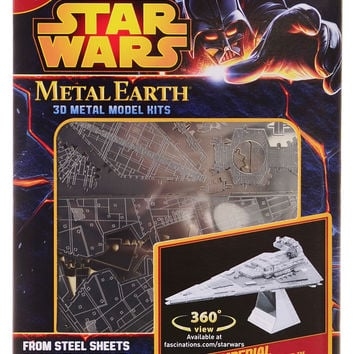 Imperial Destroyer Star Wars Sculpture Kit