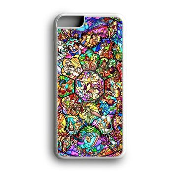 Black Friday Offer Disney All Character Stained iPhone Case & Samsung Case