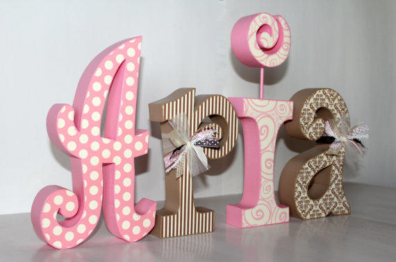 Baby Girl Nursery Decor Personalized From