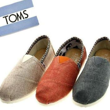 PEAP2Q toms women fashion national lace flat shoes classics flat toms shoes