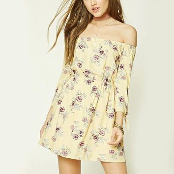 Women florals dress