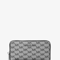 Jet Set Travel Large Logo Wallet | Michael Kors