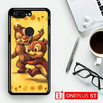 Chip N Dale Childhood Memories F0392  OnePLus 5T / One Plus 5T Case