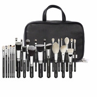 NEW ARRIVE ZOEVA MAKEUP ARTIST ZOE BAG QUALITY BRUSHES