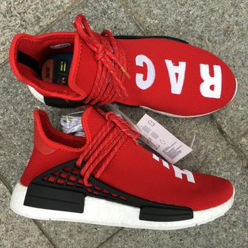 Adidas PW Human Race NMD Red Size 36-46