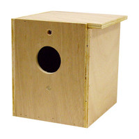 All Living Things® Cockatiel Nesting Box