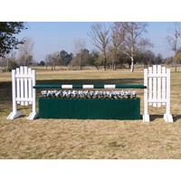 Burlingham Picket Fence Jump | Dover Saddlery
