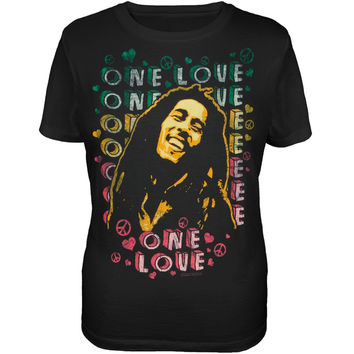 Bob Marley - One Love Peace Women's Plus Size T-Shirt