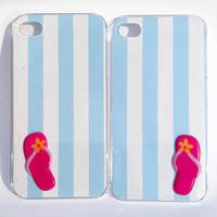 Flip Flop Friends iPhone 4/4S Case Set