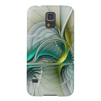 Fractal Evolution, abstract Art Galaxy S5 Case