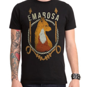 Emarosa Fox Arrows T-Shirt