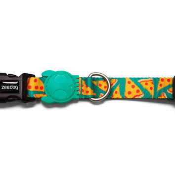 NYC Pizza | Dog Collar