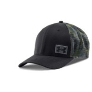 Under Armour Men's UA Night Vision Low Crown Mesh Cap