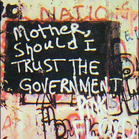 Pink Floyd Mother Should I Trust The Government Poster
