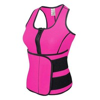 Sweat Sauna Slimming  Shaper Waist Trainer Vest