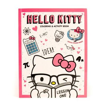 Hello Kitty Coloring Book, 90 Pgs - Walmart.com