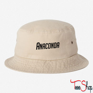 Anaconda bucket hat