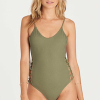 Billabong - Meshin With You One Piece | Seagrass