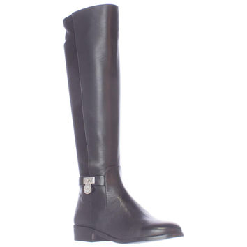 MICHAEL Michael Kors Hamilton Tall Riding Boots - Black