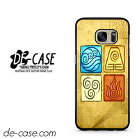 Avatar 4 Elements Art DEAL-1155 Samsung Phonecase Cover For Samsung Galaxy S7 / S7 Edge