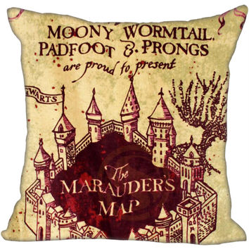 "G914 Free Shipping for 35""x35"" Harry Potter Custom Pillowcase, pillow Throw Cover Case (one side) PC35-31"