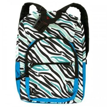Aka Sport Zebra Stripe Pocket Backpack (pack of 4)