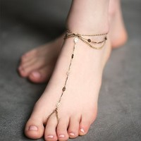 Free People Womens In A Dream Anklet