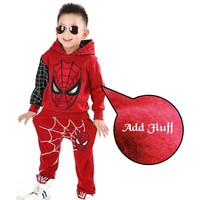 2pc Spiderman Set