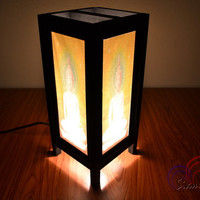 Table Lamp Gautama Buddha House Lighting and Holiday Decoration