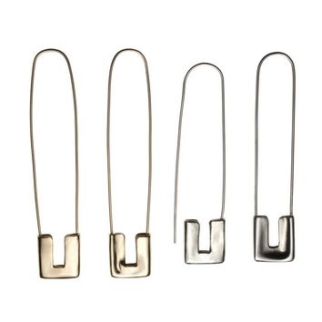 Safety Pin Earring   A+r Store
