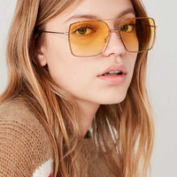 Boogie Down Aviator Sunglasses | Urban Outfitters