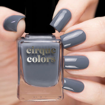 Cirque Colors Concrete Jungle Nail Polish (Metropolis Collection)