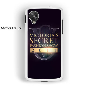 Victoria Secret Fashion Show logo 2011 for Nexus 4/Nexus 5 phonecases