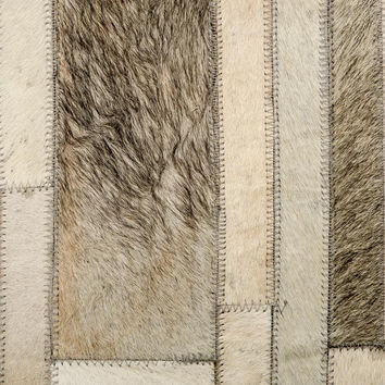 VGLD-IGLOO-LG  Modrest Igloo by Linie Design Modern Cowhide Large Area Rug