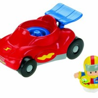 Fisher Price Little People Race Car